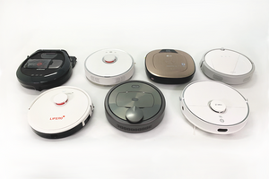 Robotic vacuum cleaner guide