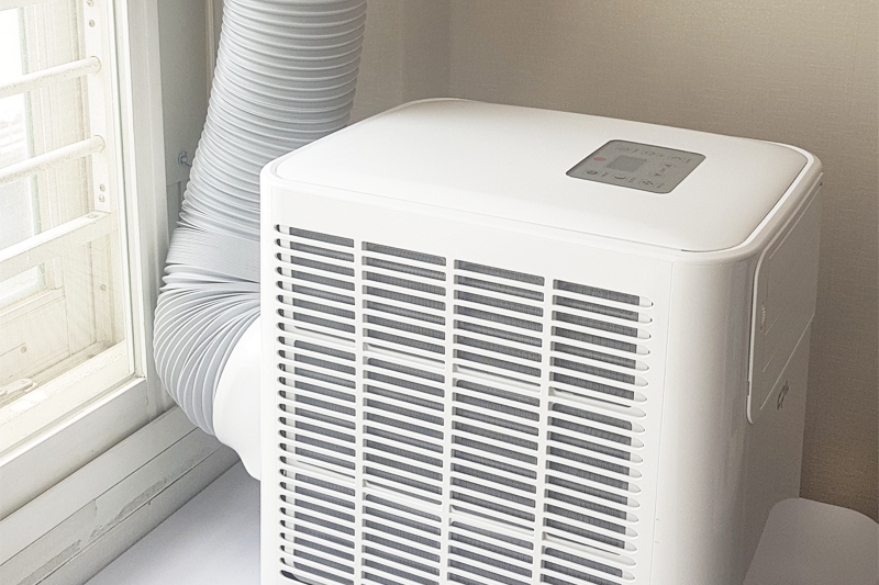 Portable air conditioner guide