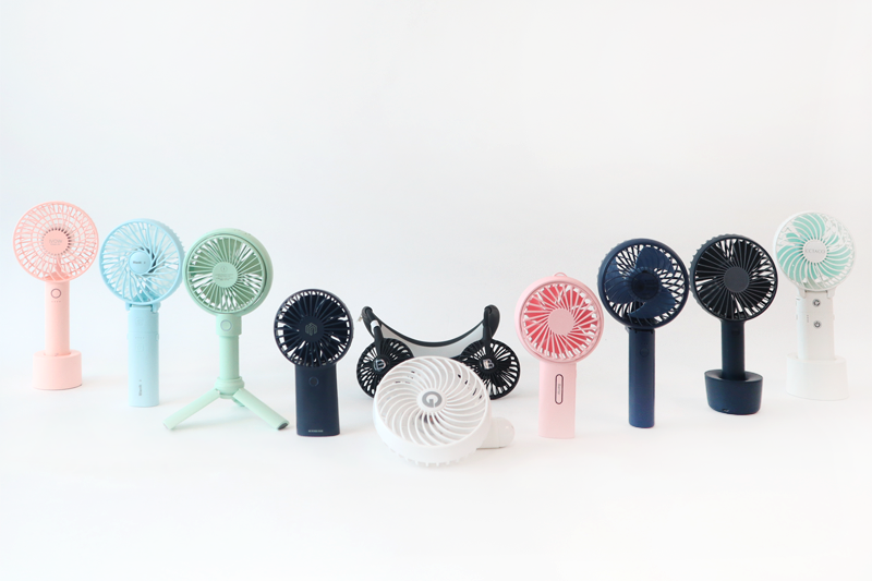 Portable fan guide