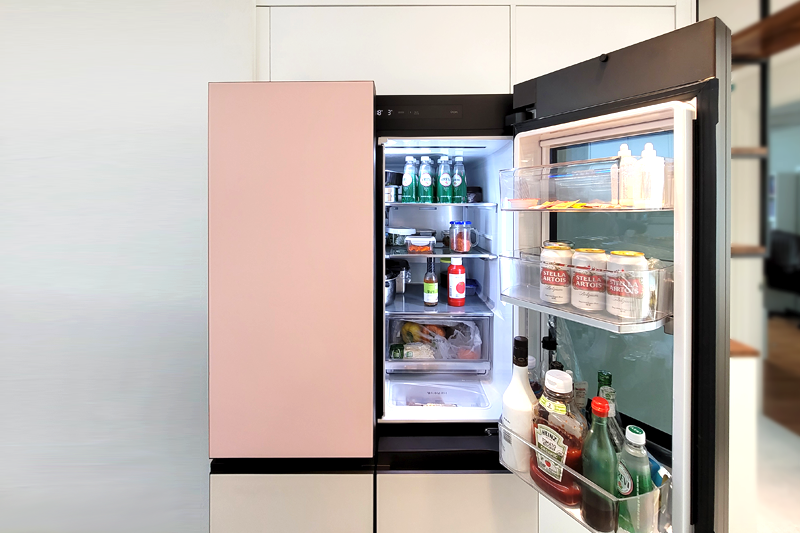 Refrigerator guide